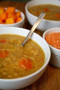 Butternut-Squash-Lentil-Soup