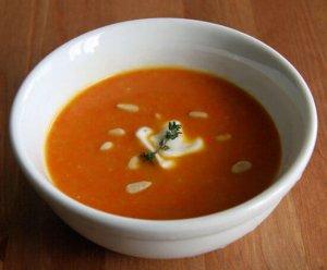 Ginger-Carrot-Soup