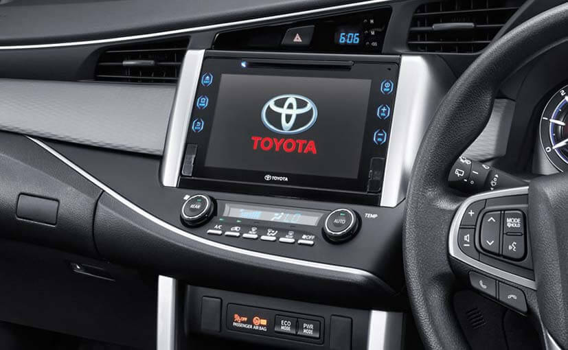 New Toyota Innova 2016 Price Full Review And Image Of