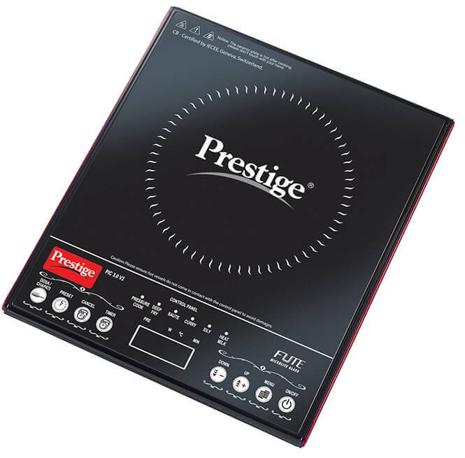 prestige induction cooker compare