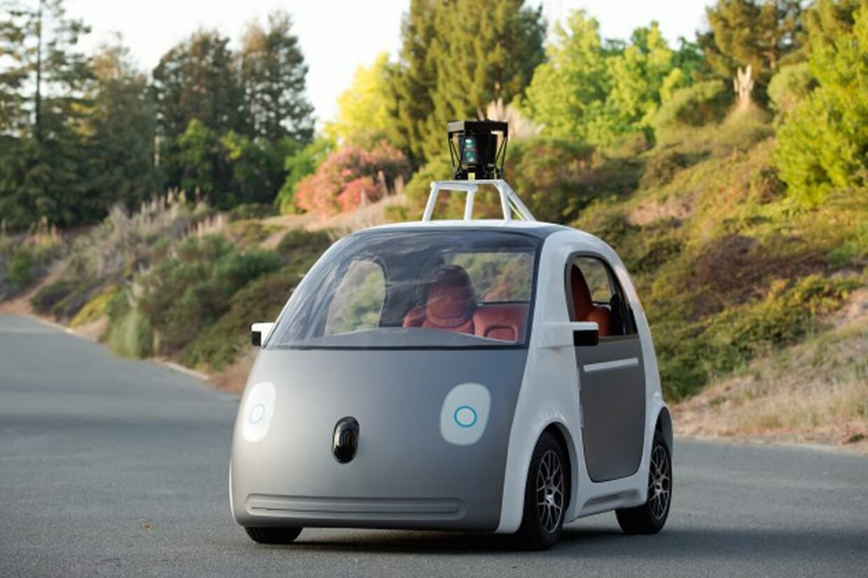 Google self driving cars