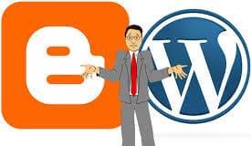 Blogger to wordpess