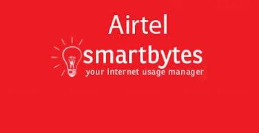 Airtel smartbytes .