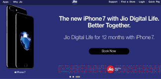 reliance jio 31 march 2017