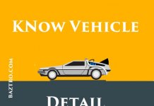 vehicle registration details