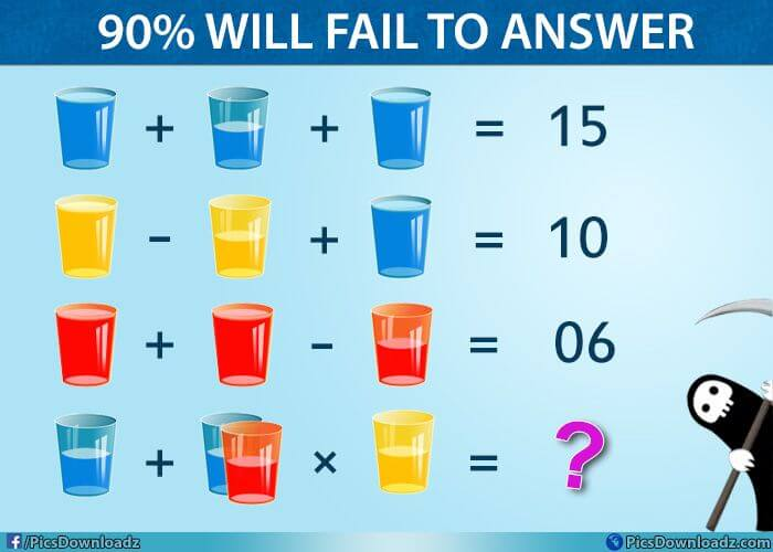 Solve This Maths Puzzle If You are Genius