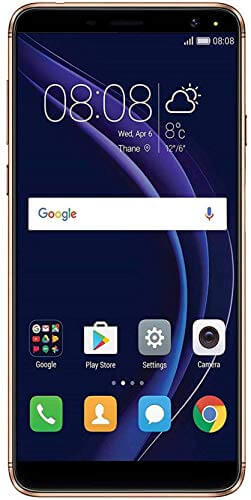 Tennzo T1 4G Volte with 2 GB RAM (JIO Supported) Model with 5.5-inch 1080p Display 16 GB Internal Memory Gold (COD Available)
