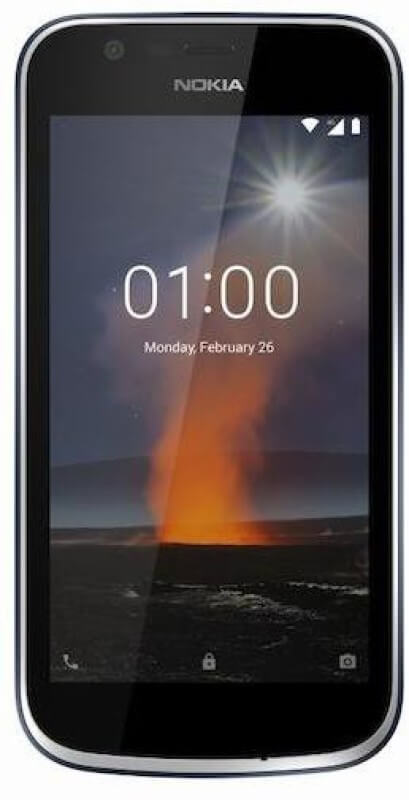 Nokia 1 (Dark Blue, 8 GB)(1 GB RAM)