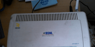 Change BSNL WiFi Router Password - Broadband Help