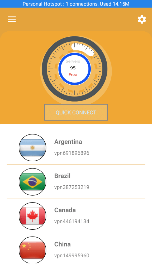 free ultra fast vpn unlimited android