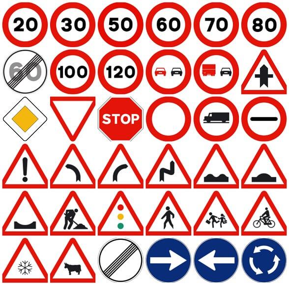 traffic-signs-rules